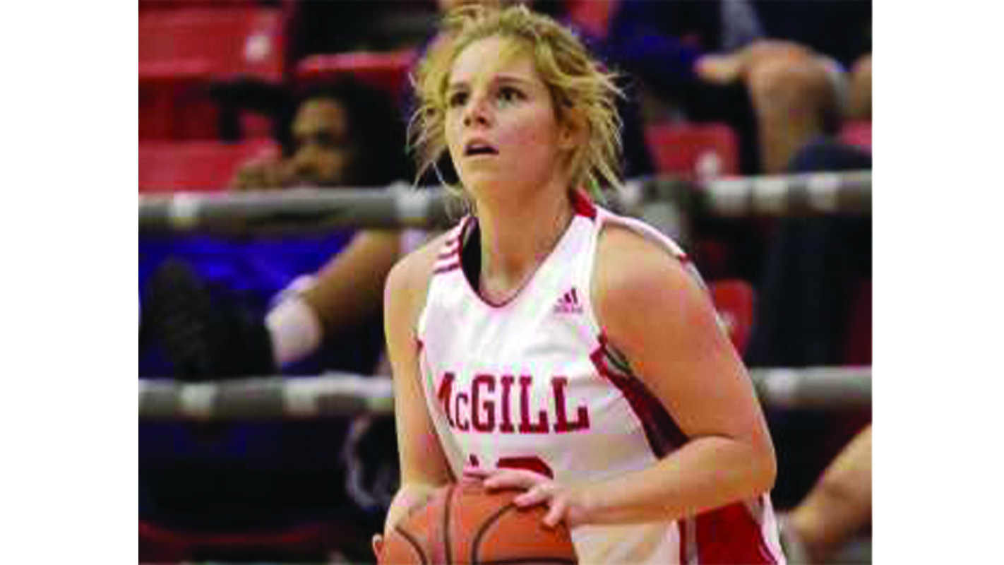 McGill University hires former captain to lead the women's basketball team