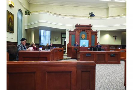 Townships councils looking to get back together