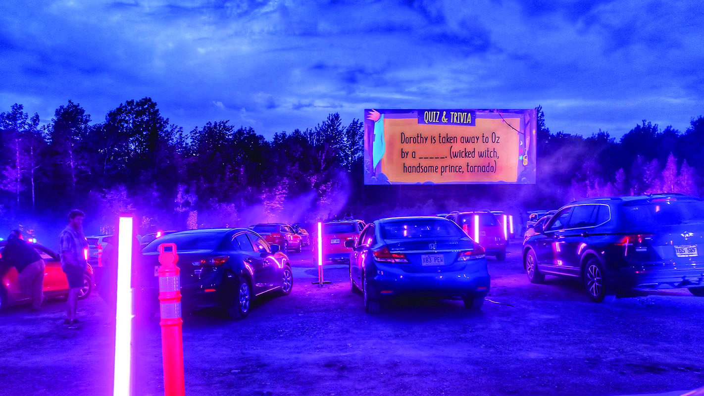 English community feeling disappointed with drive-in schedule