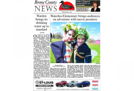 Brome County News – June 15, 2021 edition