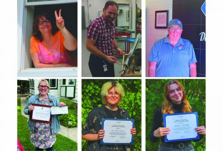 Townshippers' recognizes community builders