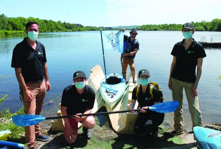 History back on the water in 2021