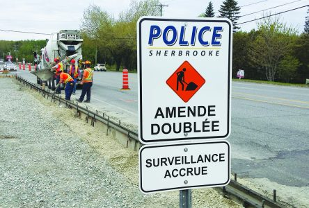 More road work projects on the way in Sherbrooke