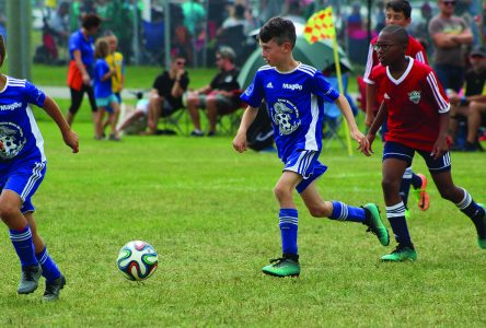 Soccer returns to the Eastern Townships