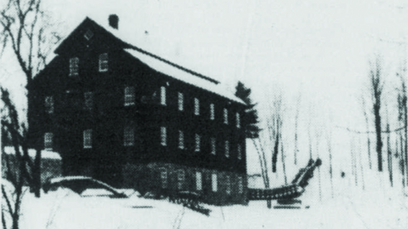 The Ulverton Woolen Mill: part of the fabric of our region
