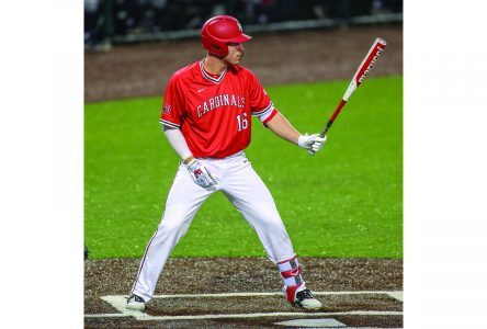 Anthony Quirion signs first professional baseball contract