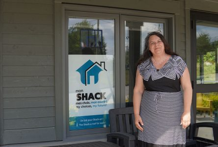 Friday File-Learning about Mon Shack in Lennoxville