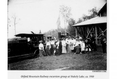 Railways put Townships on the map
