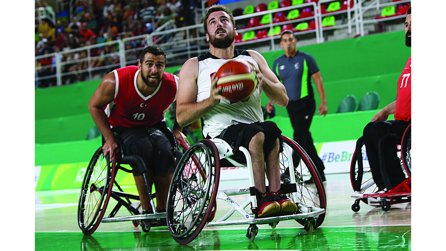 Sherbrooke Paralympian eyes redemption in Tokyo