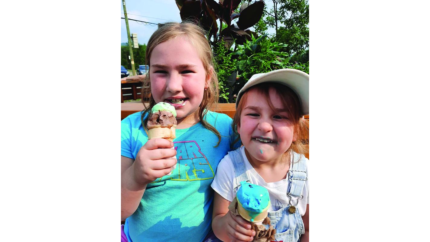 It's ice cream season