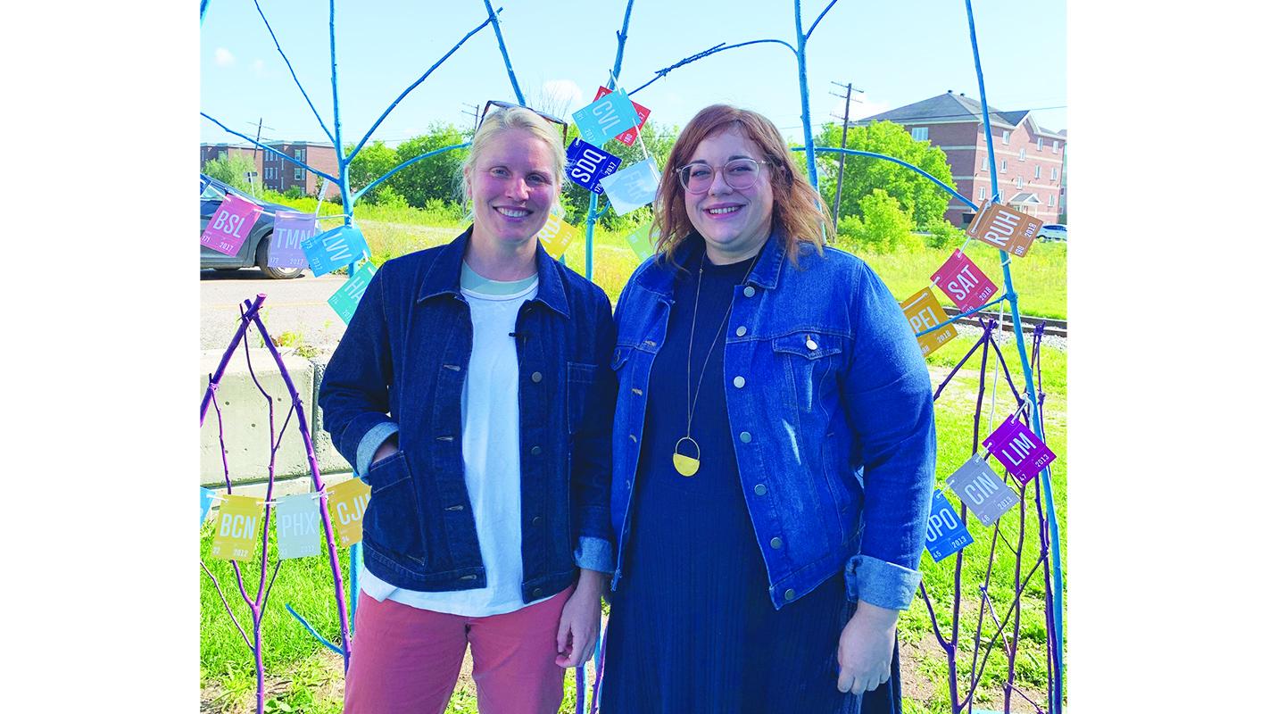 CreativeMornings returns to Sherbrooke after COVID-19 hiatus