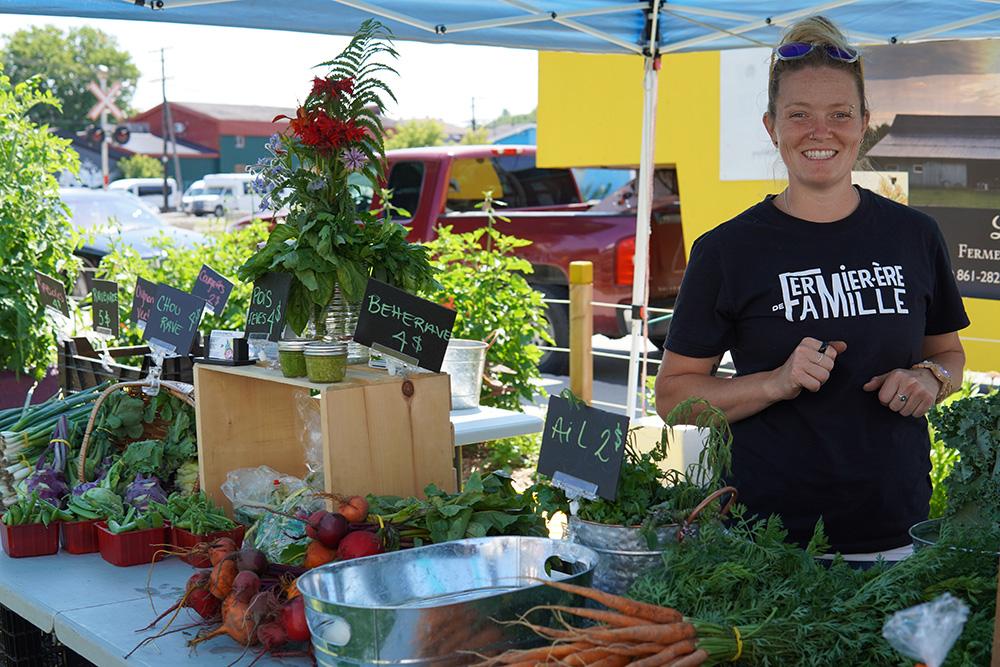 Friday File-Lennoxville Farme's Market