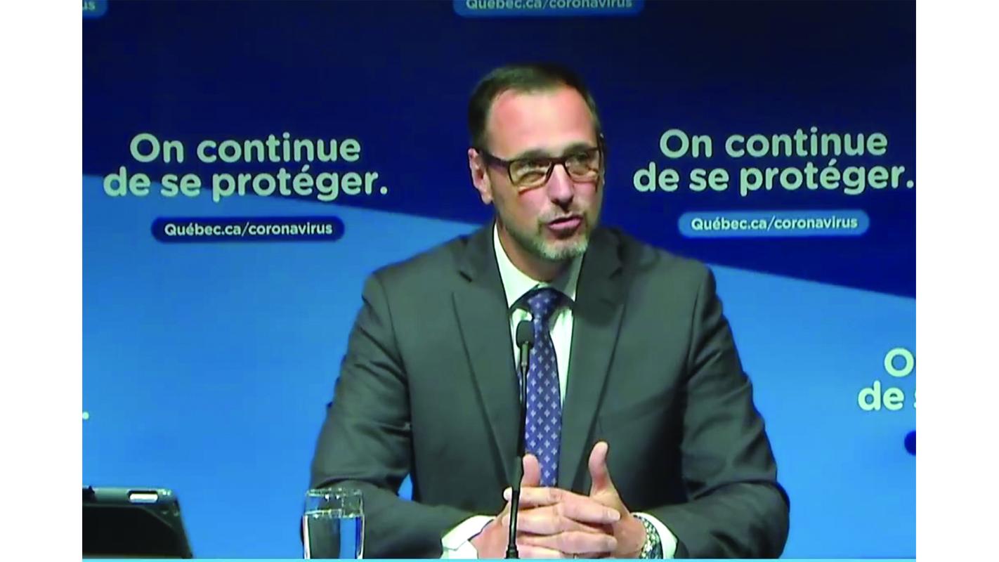 Quebec changes school mask mandate in certain regions, brings back extracurricular activities