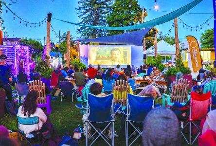Festival Cinema du Monde outdoor screenings a success