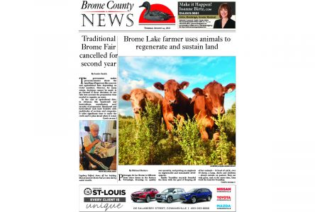 Brome County News – August 24, 2021 edition