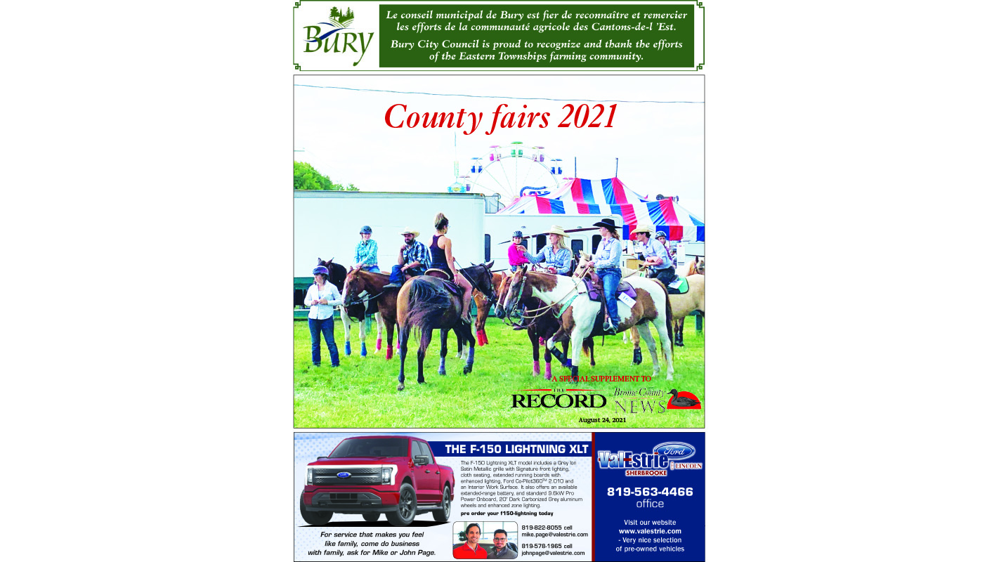 County Fairs 2021