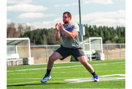 Gaiters veteran returns from Alouettes training camp for final season
