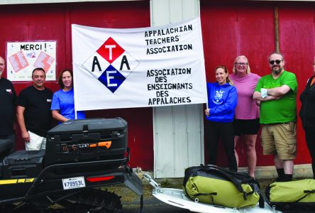Massey-Vanier shows support for two First Nations Expedition participants