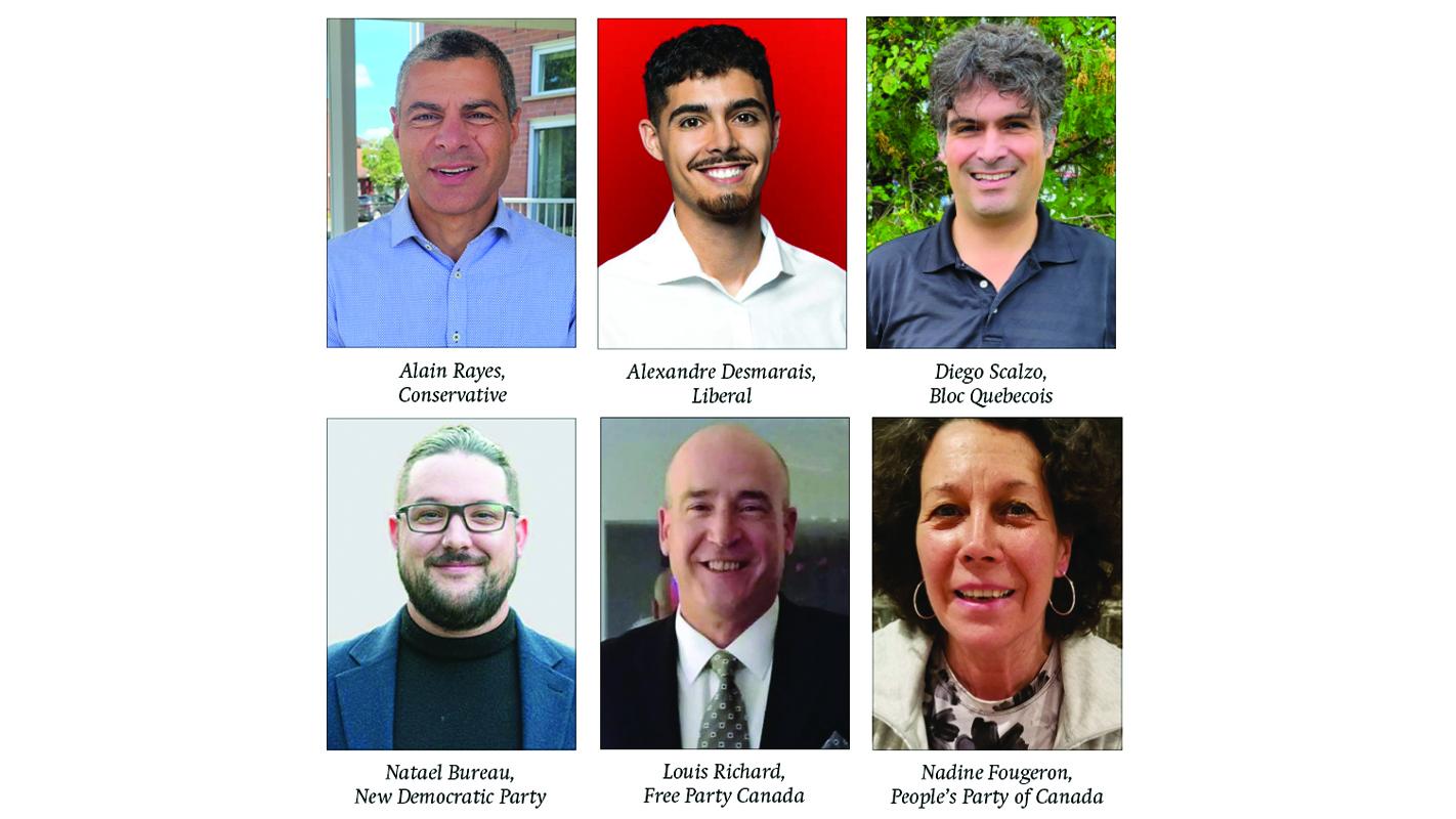 Richmond-Arthabaska candidate profiles