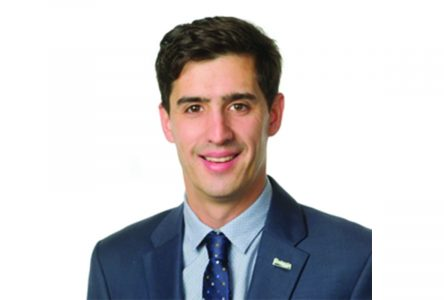Vincent Boutin drops out of Sherbrooke municipal election