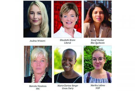 Sherbrooke candidate profiles