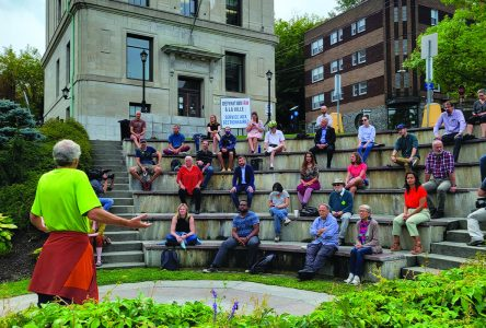 Quebec Solidaire caucus joins in on sustainable transit chat