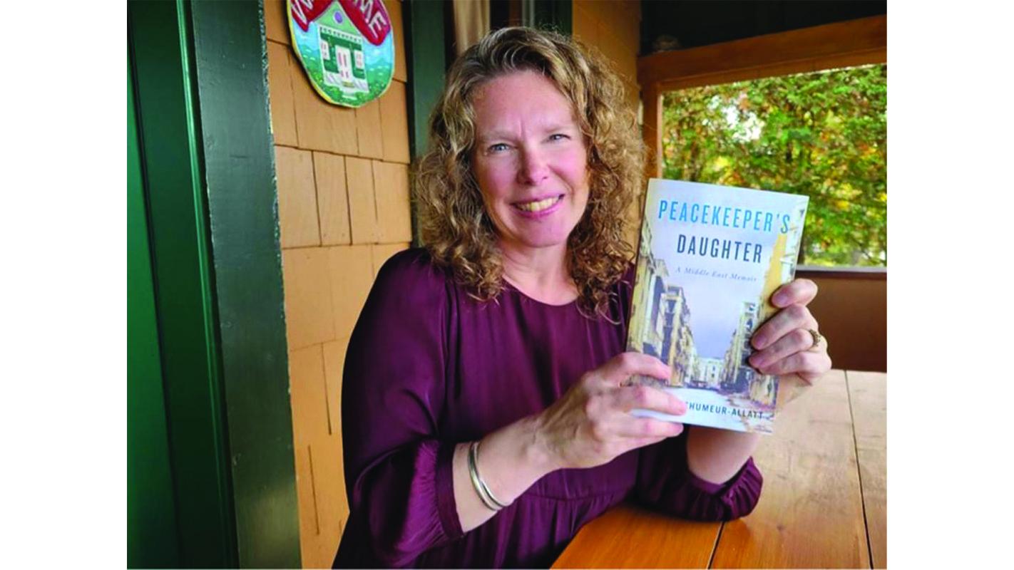 Tanya Bellehumeur-Allatt on being a  Peacekeeper's Daughter