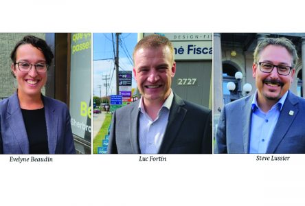 Checking in with Sherbrooke's mayoral candidates